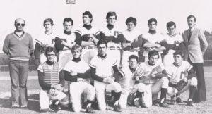 Ferrara Baseball Club Masini 1975
