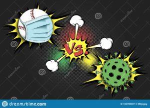 baseball vs coronavirus