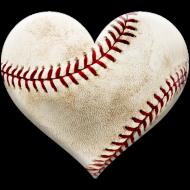 Baseball-Heart